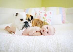 bebe-e-cachorro